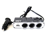 EXTENSAO 12V AUTOMOTIVA COM USB