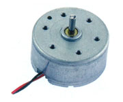 MOTOR DVD 3V 8MM S/CLAMP