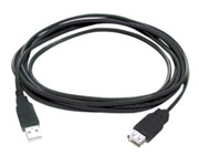 CABO EXTENSAO USB M/F 2.0 3 MTS