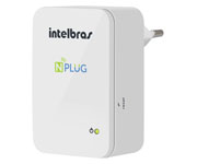 REPETIDOR WIRELESS 150MBPS INTELBRAS NPLUG